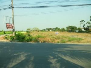 ขายที่ดิน ถมดินแล้ว ถนนลำลูกกา รังสิตคลอง 8 ขนาดแปลง 7 ไร่